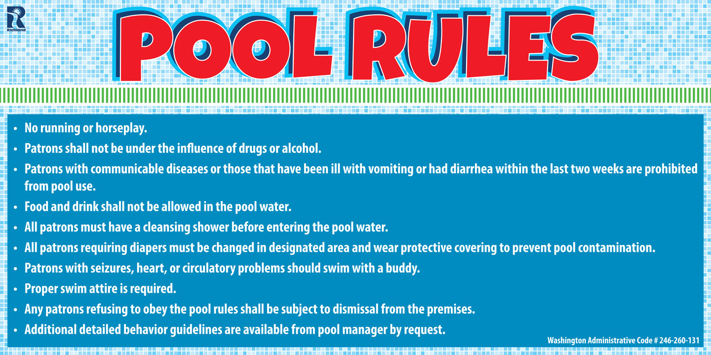 George Prout Pool Rules
