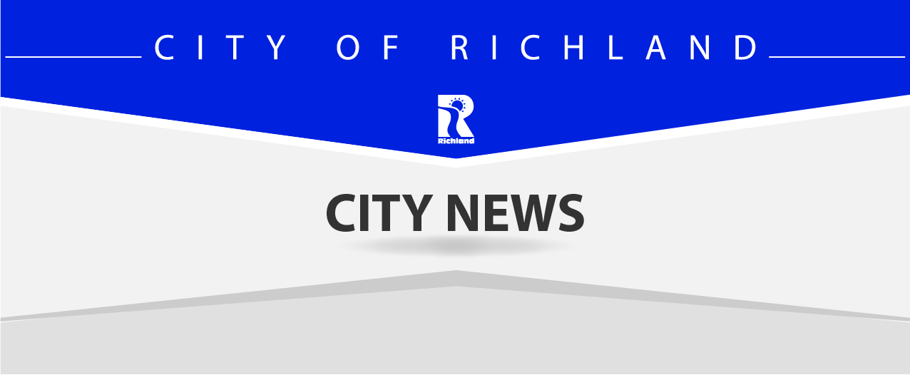 New Richland City Hall Opens on Tuesday, May 28